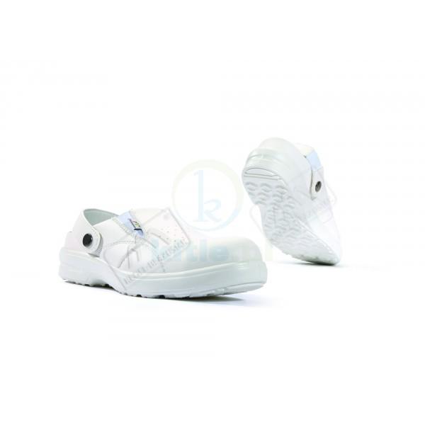 Sandał roboczy biały SBAE BARI