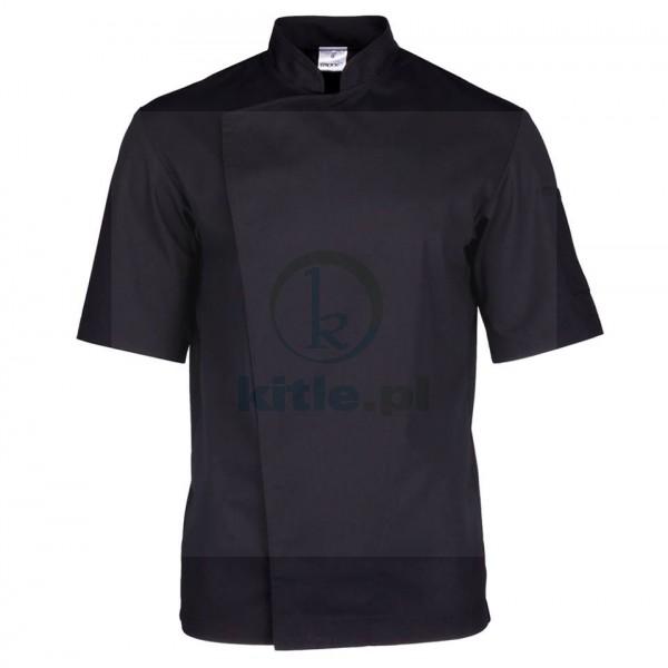 Bluza kucharska krótki rękaw Belvedere.