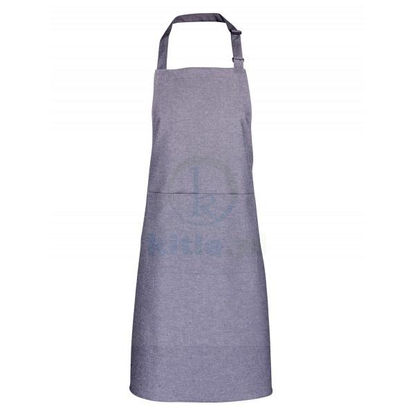 Fartuch kucharski z kieszenią