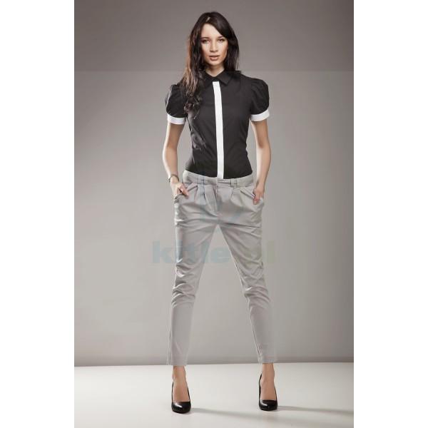 Spodnie damskie szar